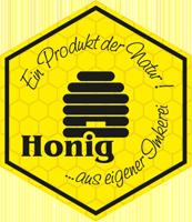 Dachdecker Bernd Schneider Honig aus eigener Produktion